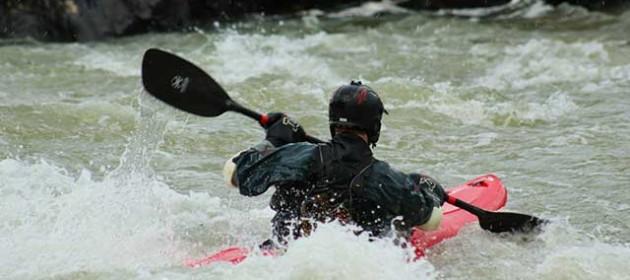 Kayaking to Freedom