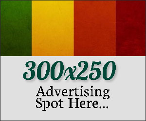 300 x 250 advertising spot